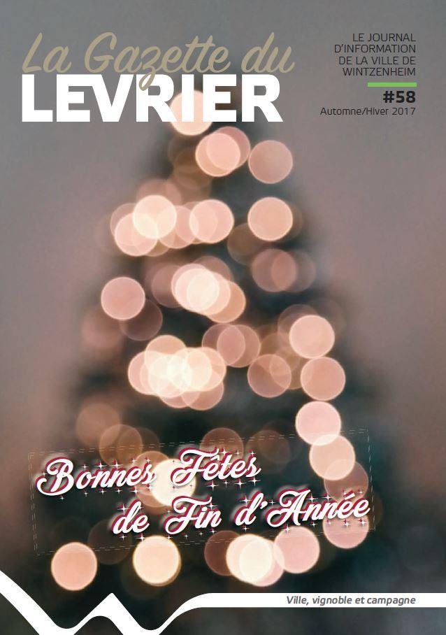 Gazette du Lévrier n°58