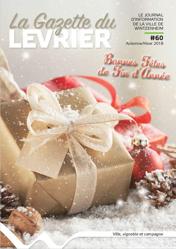 Gazette du Lévrier n°60
