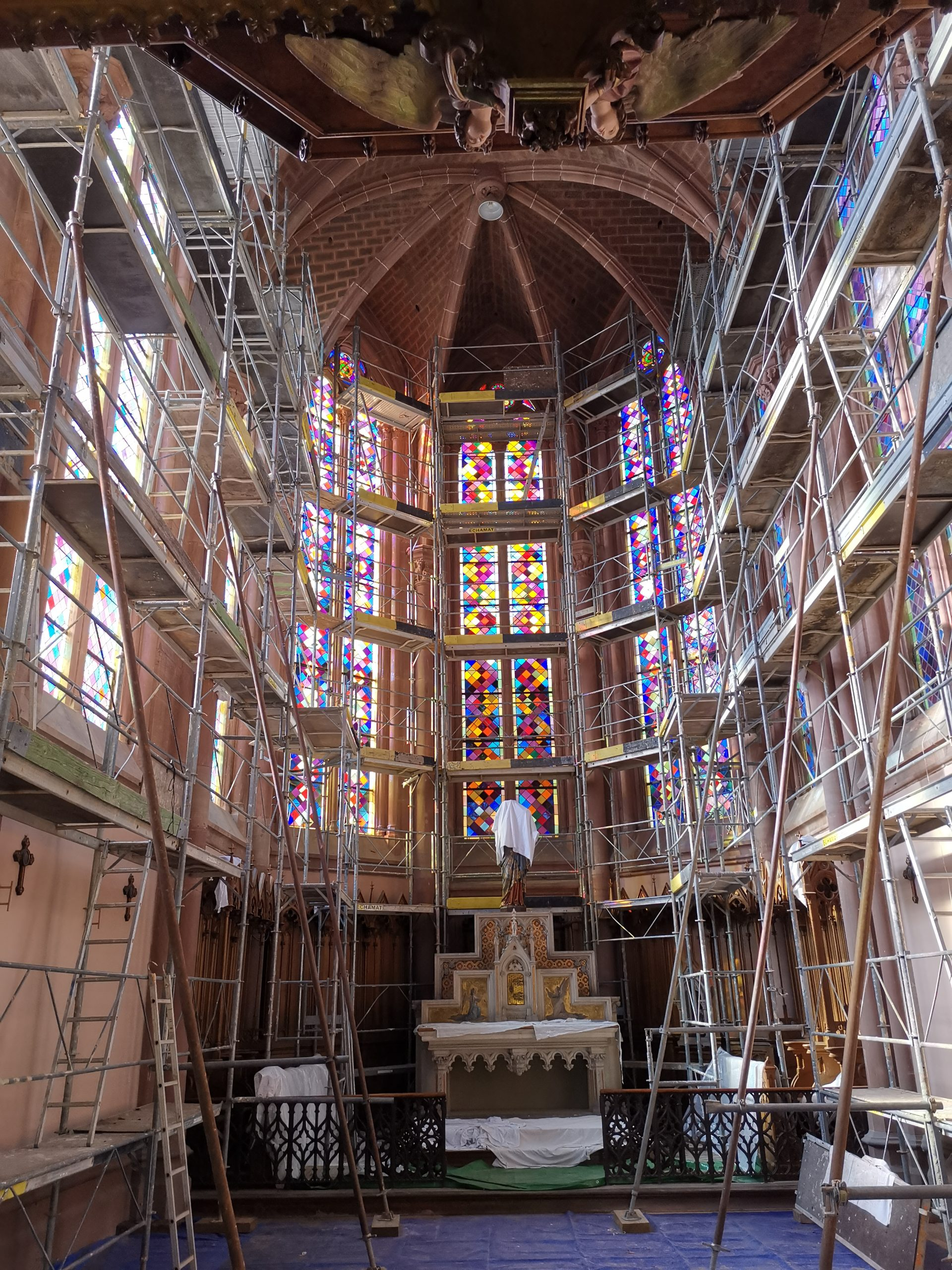 Des nouvelles des Amis de la Chapelle Herzog de Logelbach