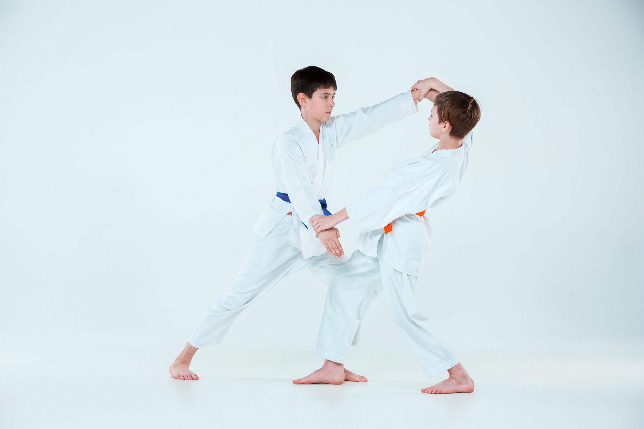 Inscriptions au judo club